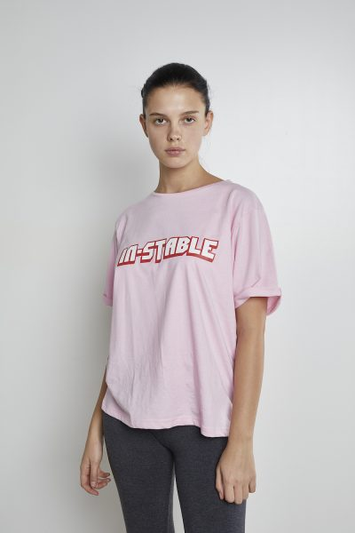Pink In-Stable Top