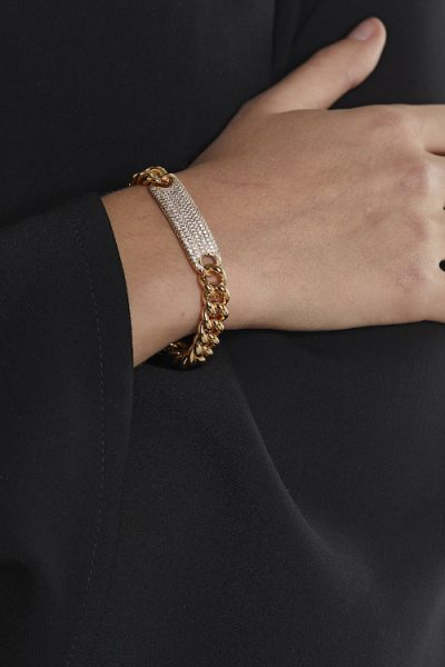 Bracelet With Zirconium