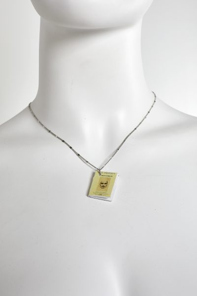 Khalil Jibran Necklace