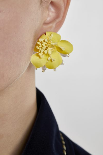 THE DOUMA CITRUS EARSTUDS