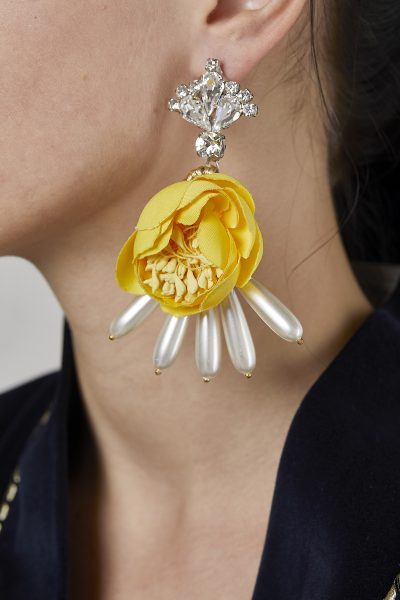 THE CITRUS BOUQUET EARRINGS