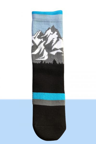 Snow Is Calling Socks