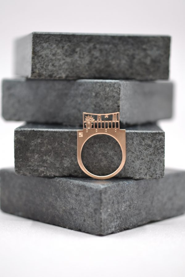 Laundry Line Ring