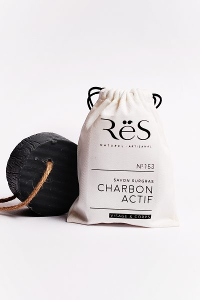No. 153 Activated Charcoal – Deep-Clean Charcoal Detox