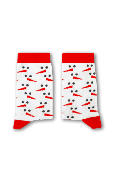 Snowface Socks (Kids)