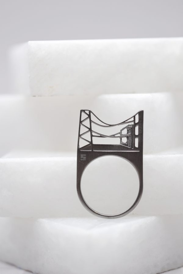 Electric Wires Ring