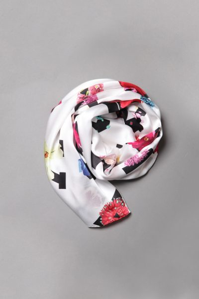 Alpha Silk Scarf