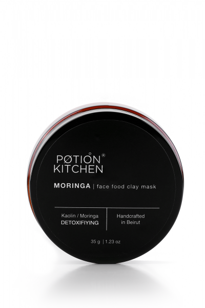 Moringa Face Food Clay Mask – 50g