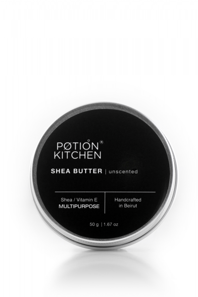 Unscented Shea Butter – 50g
