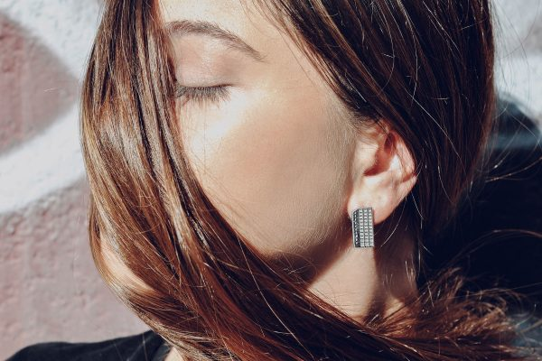 Burj El Murr Statement Earring
