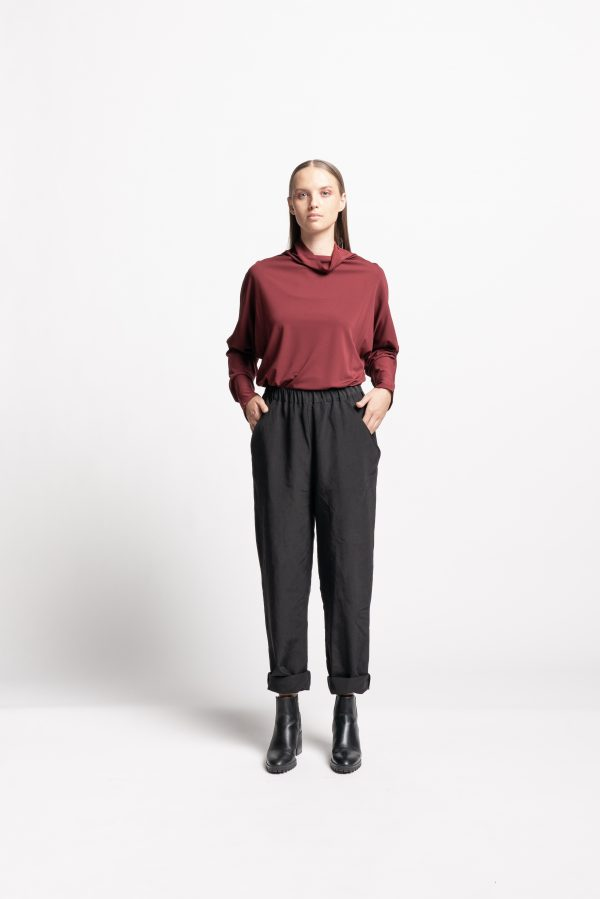 The Straight Pants