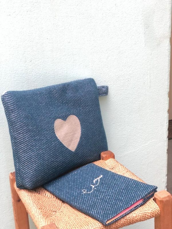 Pouch And Notebook Cover