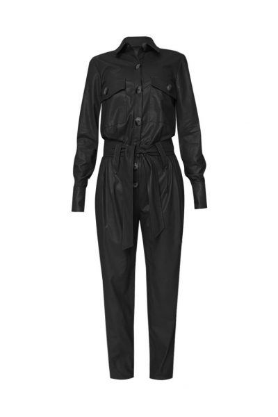 CANYON JUMPSUIT LEATHER