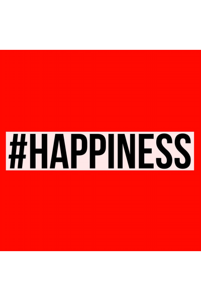 Three Monkeys Concepts, Happiness Sticker