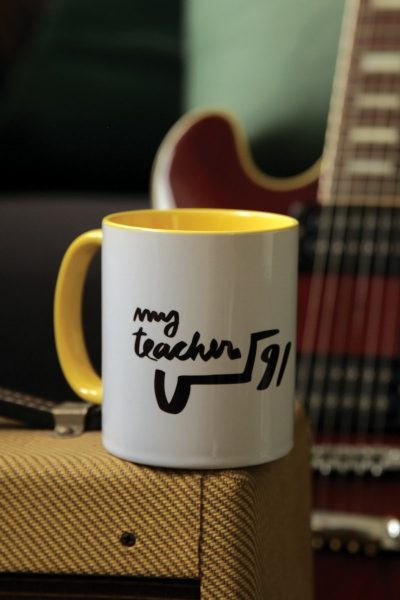 Mug My Teacher Rocks