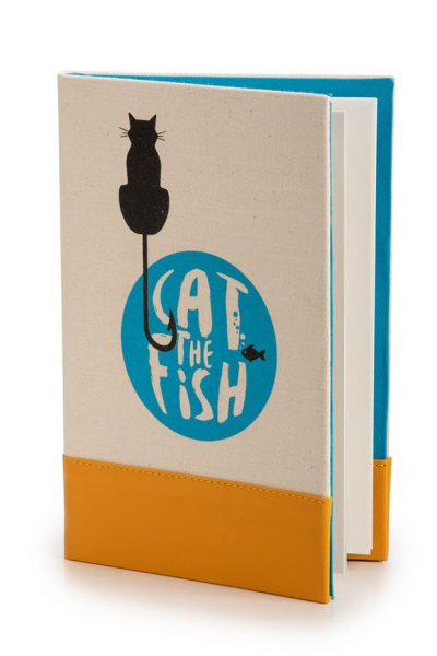 NOTEBOOK CAT THE FISH
