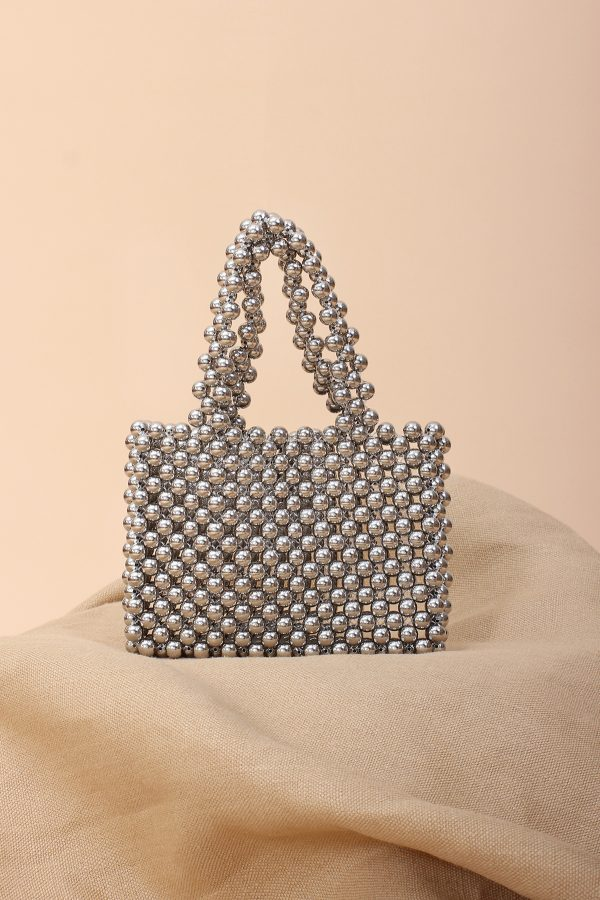 THE PEARL MIST TOTE