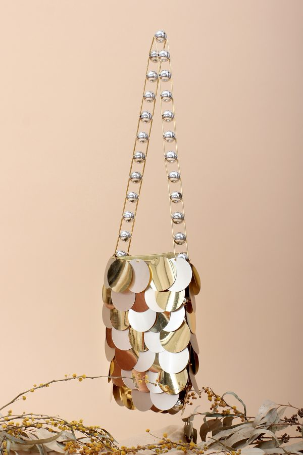 THE BOUTONS D'OR TOTE