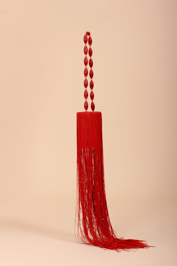THE WEEPING SOIL RED BAG