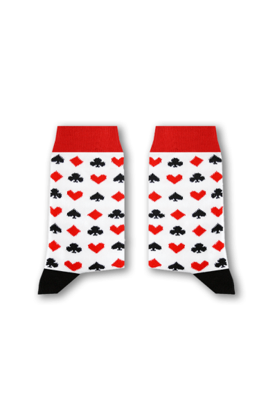 Cards Socks (Kids)
