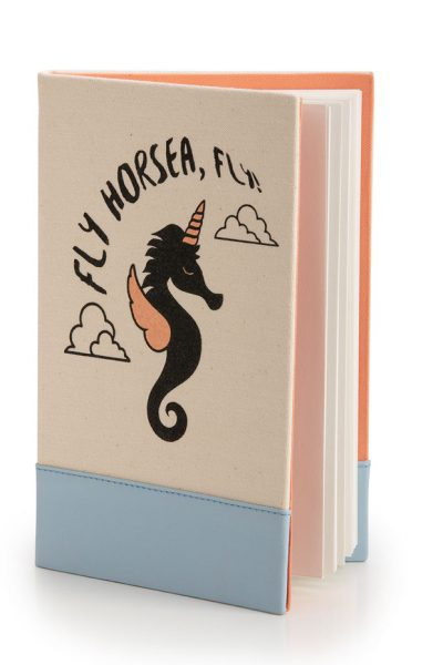 NOTEBOOK FLY HORSEA FLY