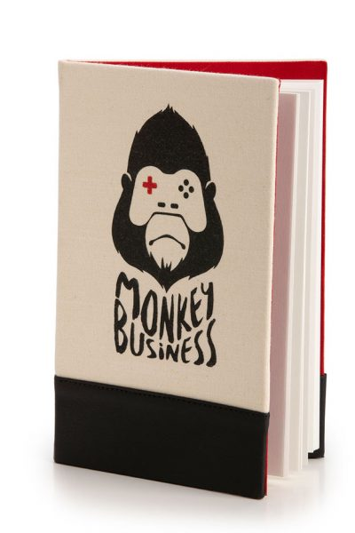 NOTEBOOK MONKEY BUSINESS