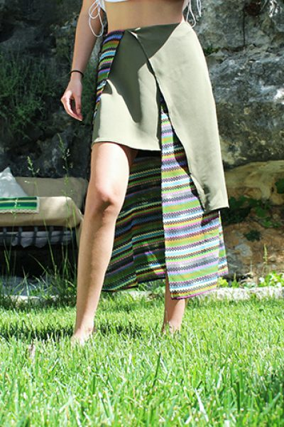 Multilayer Skirt