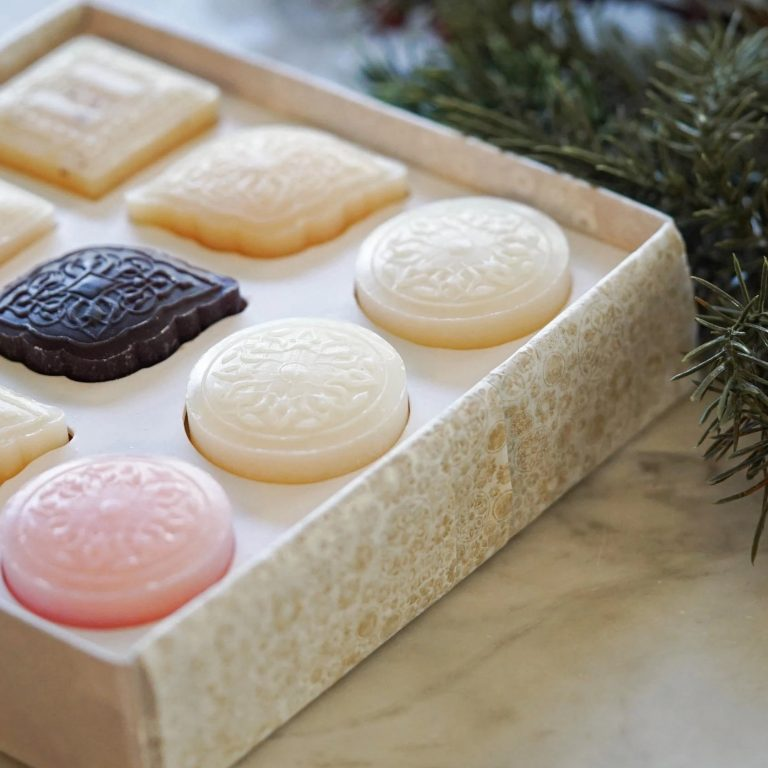 Tasting Box – 9 Mini Ma'amoul Soaps