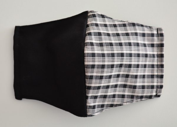 Mix and Match Checked Mask