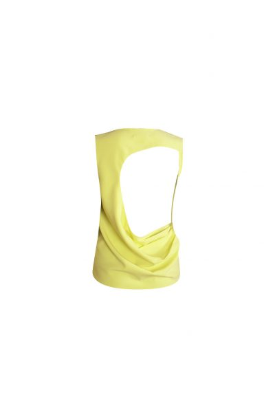 KEZIA TOP YELLOW