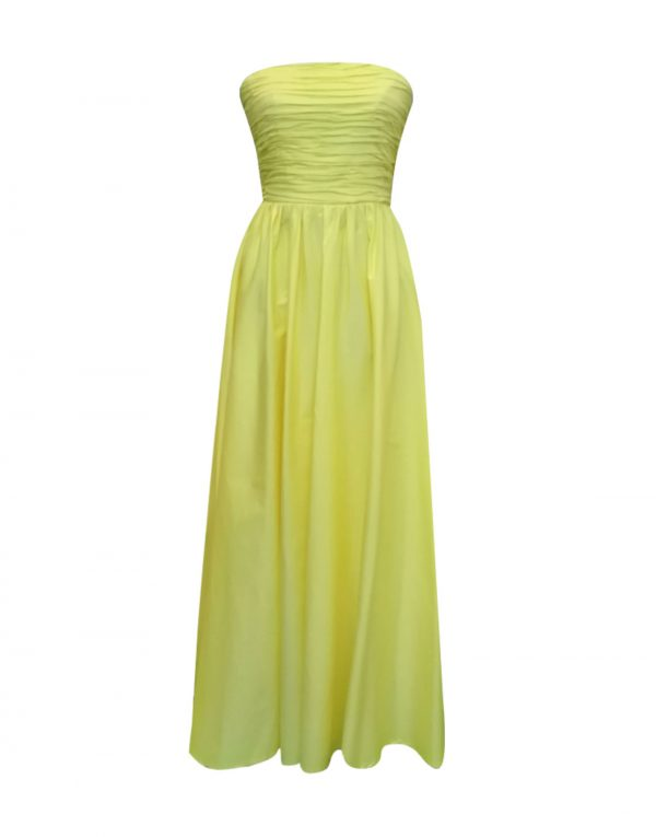 NORTH DRESS YELLOW