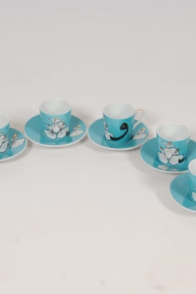 dervish coffee cups set of 6