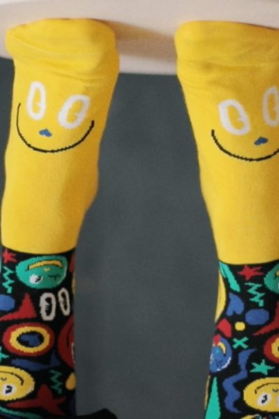 Smile at me Socks