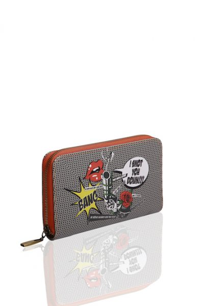 Printed Wallet – Bang Bang