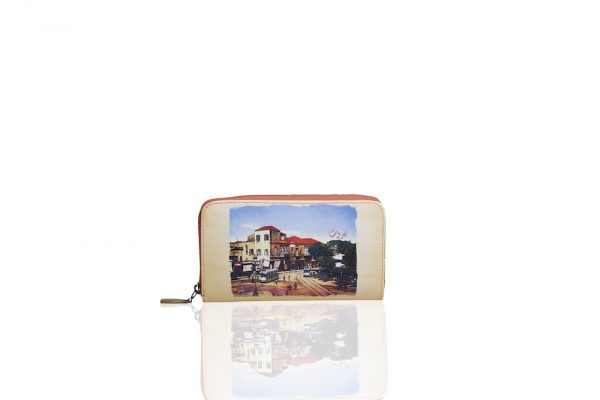 Printed Wallet – Canon Train