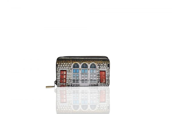 Printed Wallet – Old House