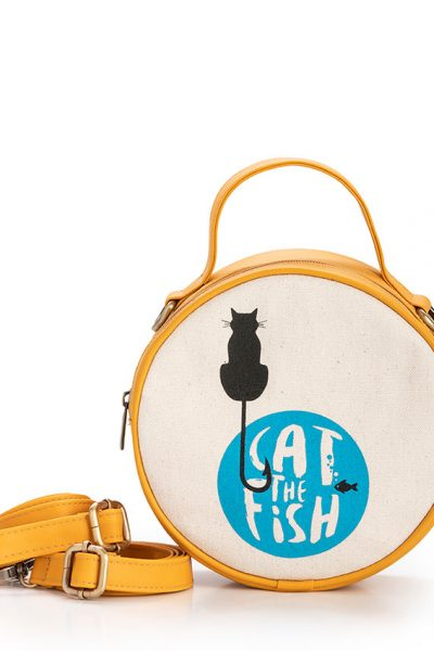 CITY BAG CAT THE FISH