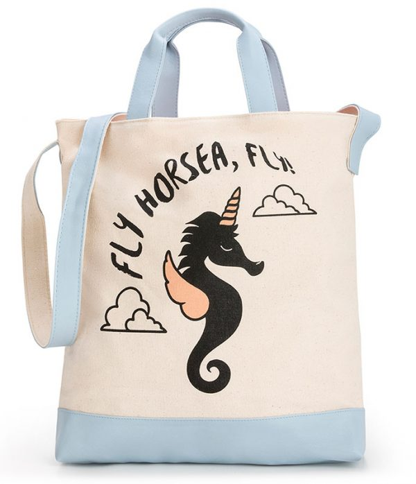TOTE BAG FLY HORSEA FLY