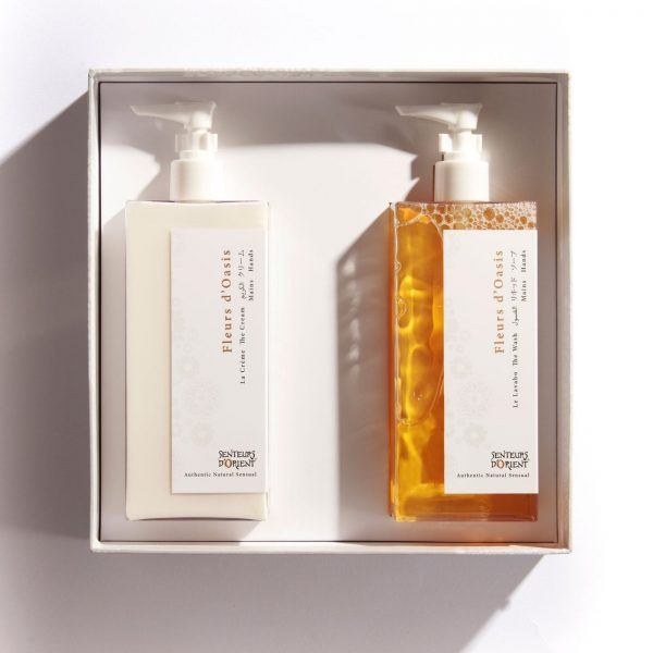 The Hands Gift Set – The Wash, The Cream