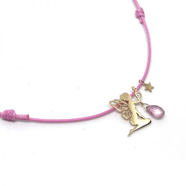 NECKLACE FAIRY DUST