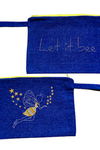 Let It Bee Pouch