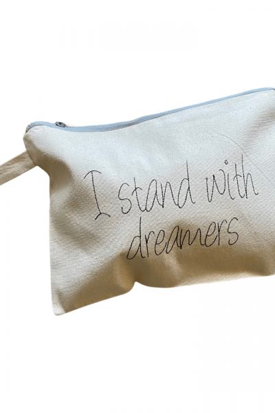 I Stand With Dreamers Pouch