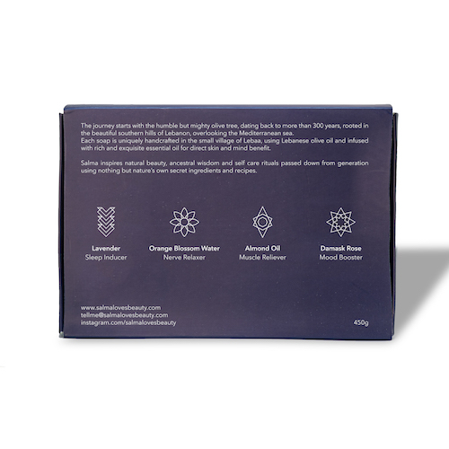 Soothing Journey Soap Box