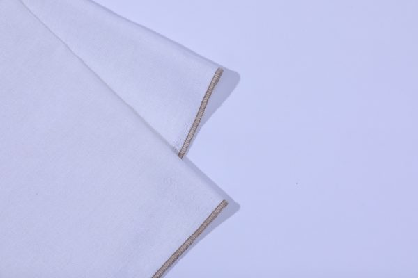 CUSTOMIZABLE TABLE NAPKINS WITH EMBROIDERY SET OF 4 PIECES
