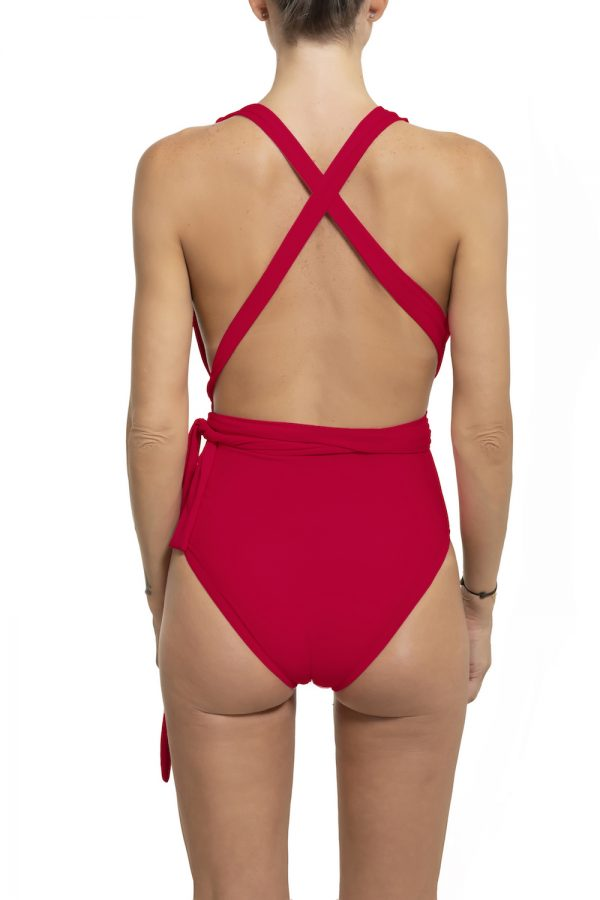 Dominica Long Straps