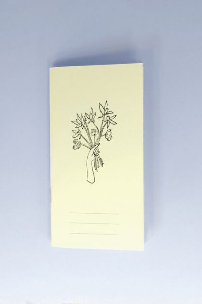 Daffodils Bouquet Notebook