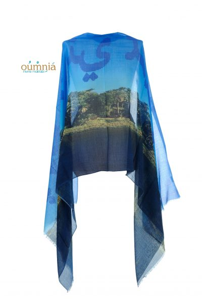 Where is the limit Rayon Message scarf