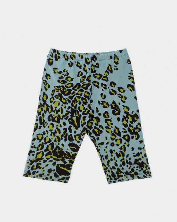 Leopard Cycle short