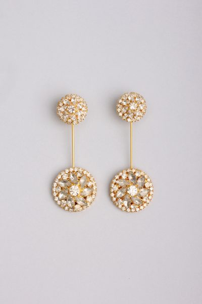 LES DOUBLE CONSTELLATION EARRINGS