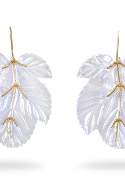 Mother of Pearl Leaf